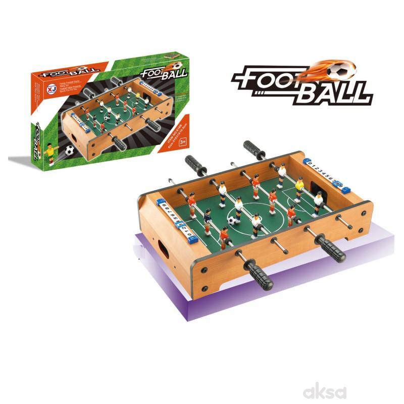 Qunsheng Toys, igračka stoni fudbal drveni