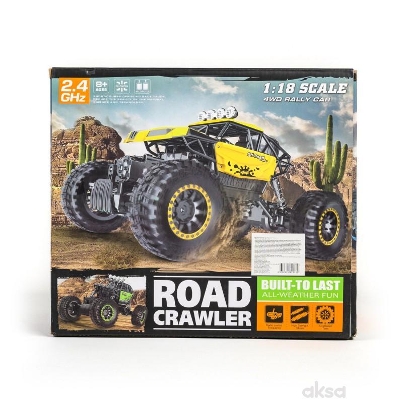 Qunsheng Toys, igračka ROCK RC auto 1:18
