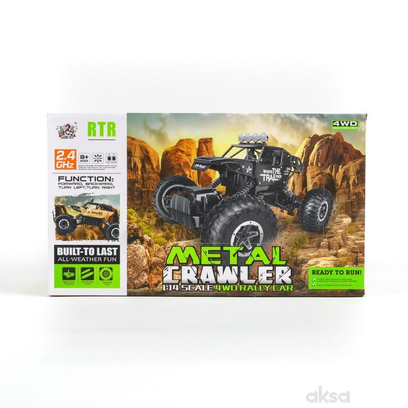 Qunsheng Toys, DRAWLER RC auto