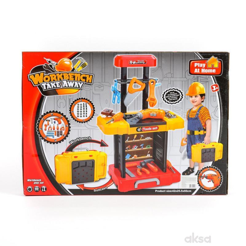 Qunsheng Toys, igračka majstorski sto set