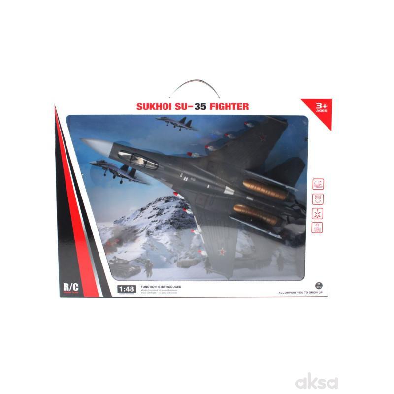 Qunsheng Toys, igračka RC borbeni avion