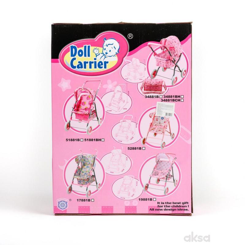 Qunsheng Toys, igračka kolica za bebe kolevka