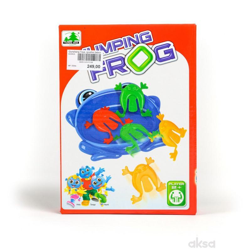 Qunsheng Toys, igračka žabice