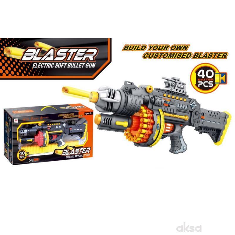 Qunsheng Toys, igračka puška blaster rafal veća