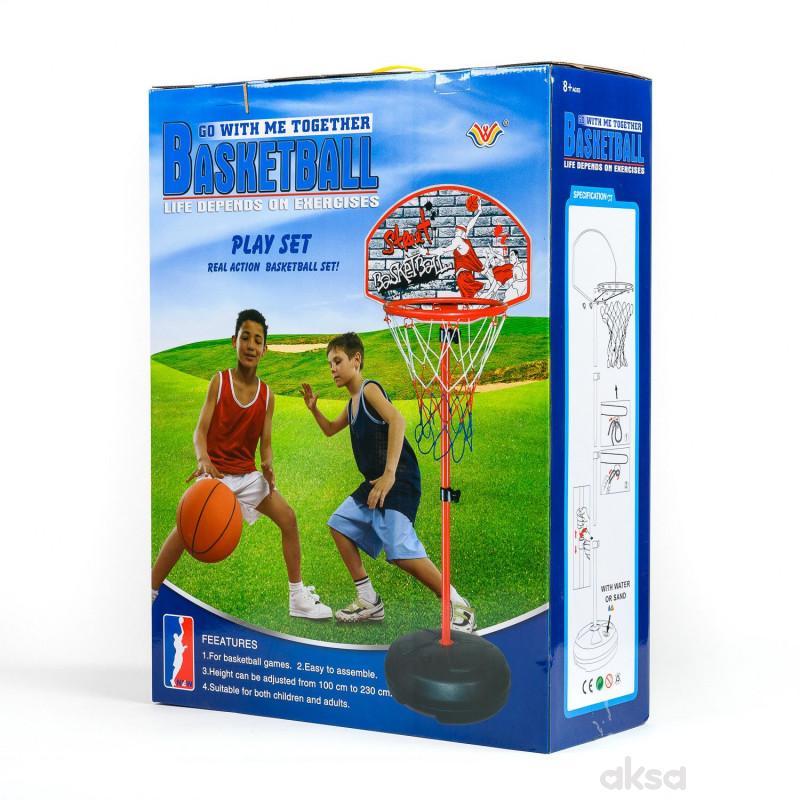 Qunsheng Toys, igračka basket koš