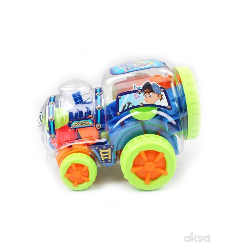 Qunsheng Toys, igračka kocke train