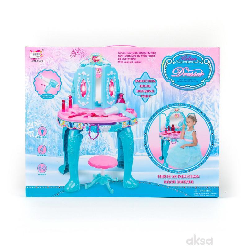 Qunsheng Toys, igračka set za ulepšavanje princess
