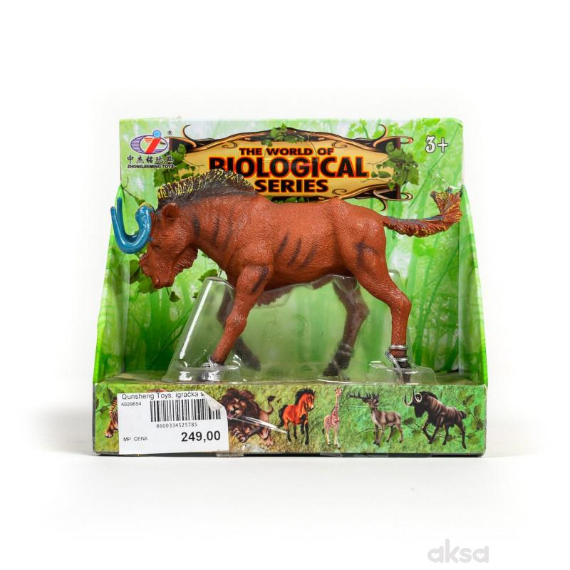 Qunsheng Toys, igračka safari displey