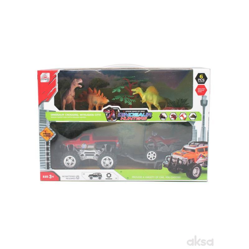 Qunsheng Toys, igračka dino safari set