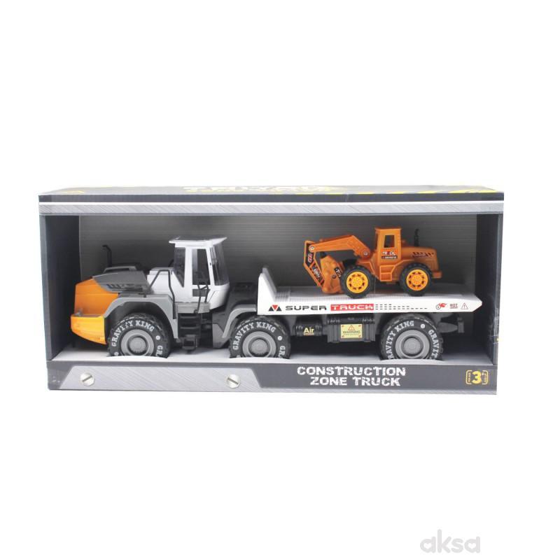 Qunsheng Toys, igračka frikcioni zone truck