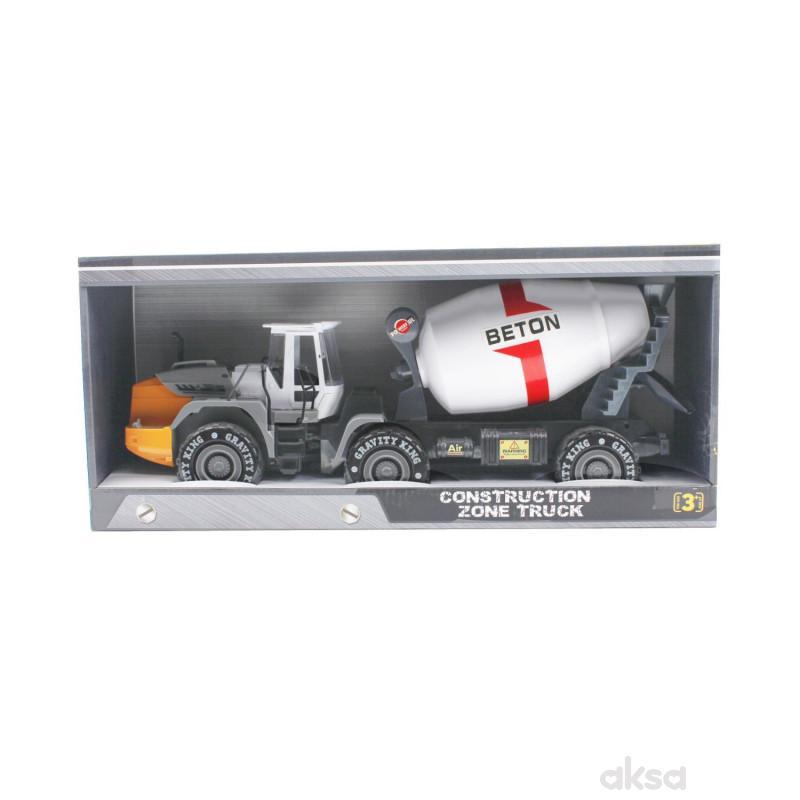 Qunsheng Toys, igračka traktor mešalica