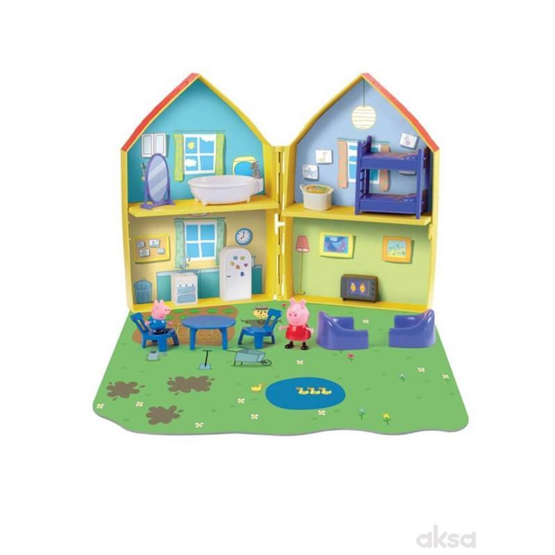 Pepa prase kuća set