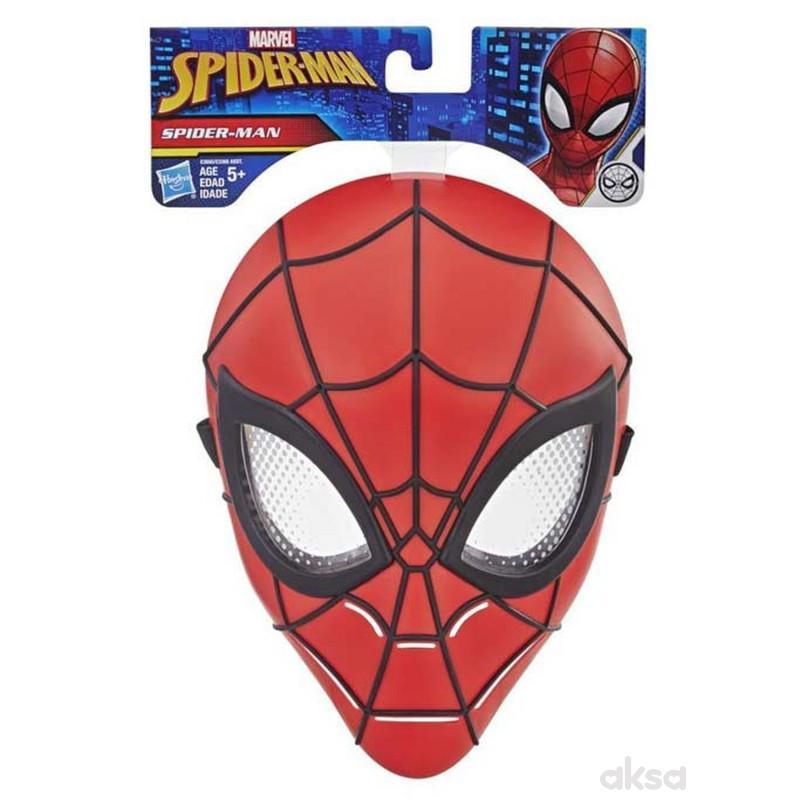 Spiderman maska heroja asst