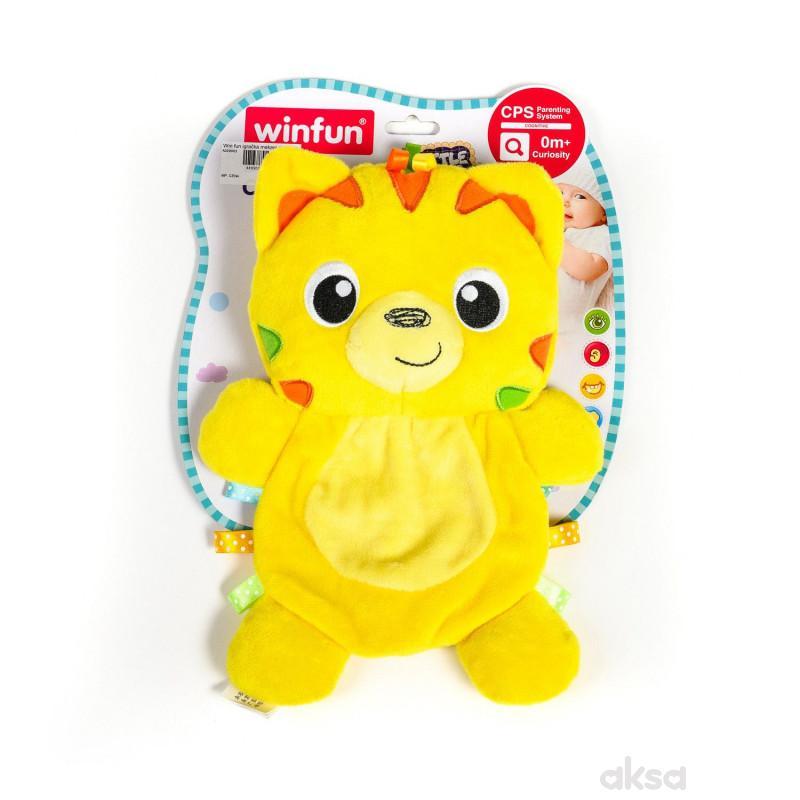Win fun igračka mekani drugar Tigar