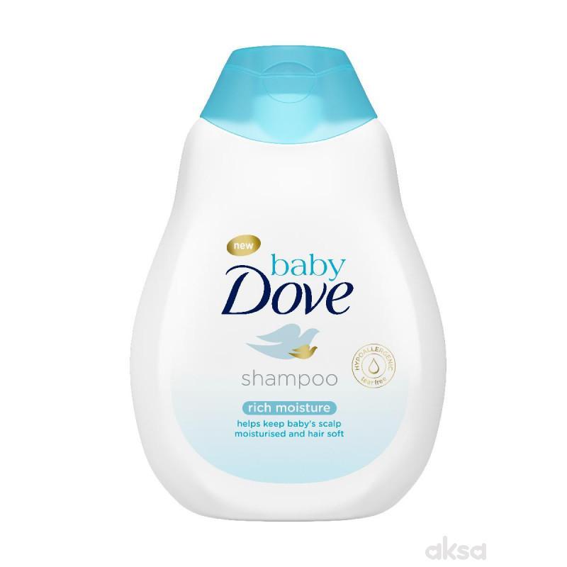 Dove baby šampon 200ml