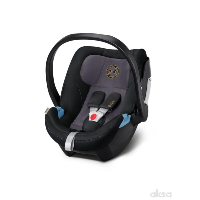Cybex a-s (0-13kg) 0+ Aton 5 Premium Black