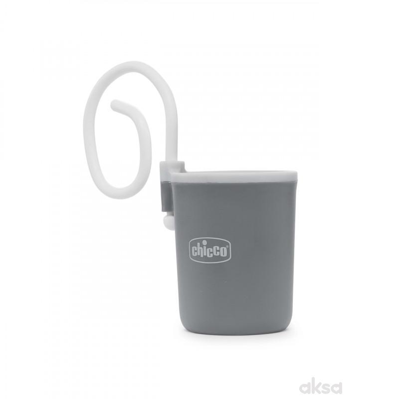 Chicco držač za čašu, sivi