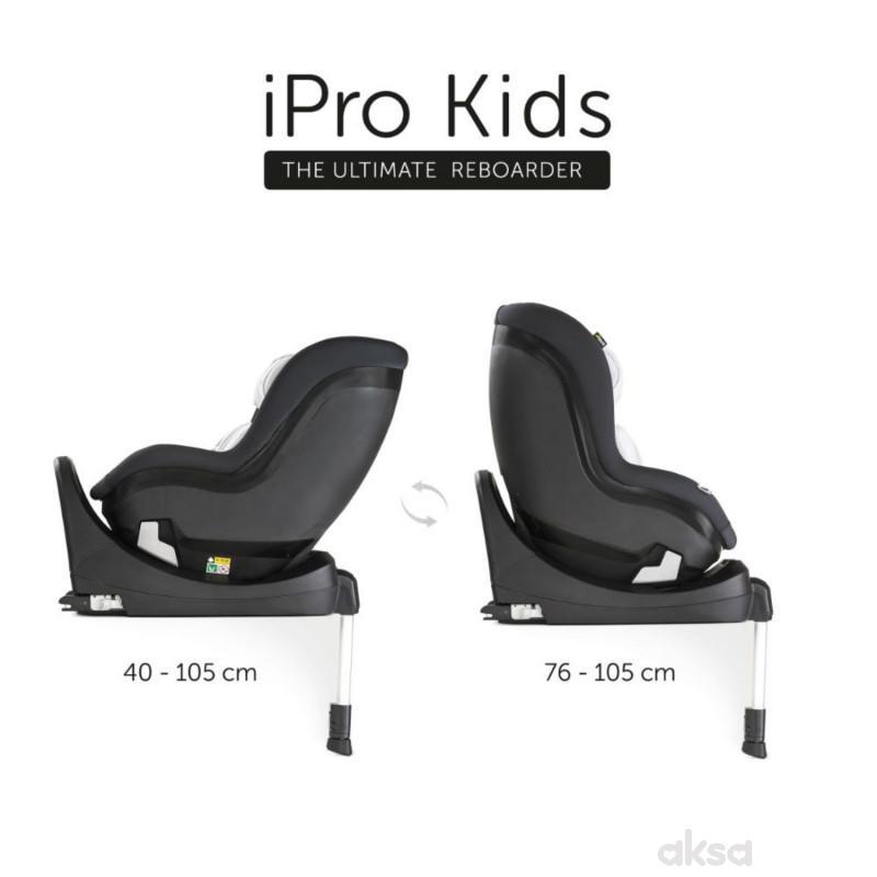 Hauck a-s (40-105cm) iPro Kids, Caviar