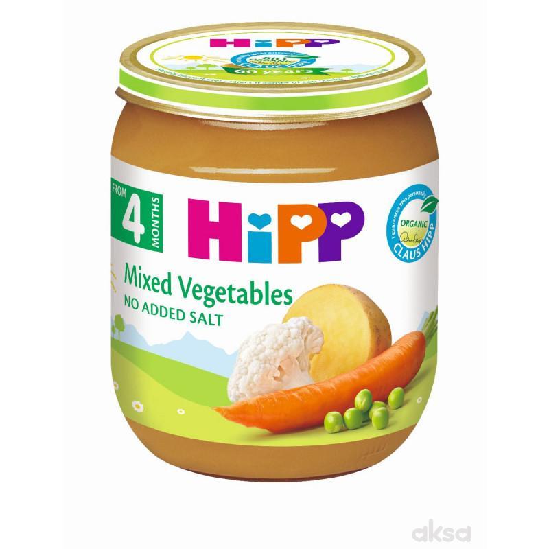 Hipp kašica mlado povrće 125g
