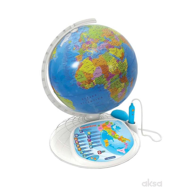 Clementoni Interaktivni Globus