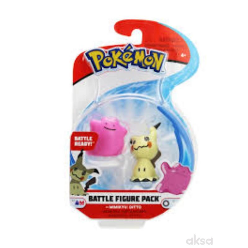 Pokemon akcijska figura sort