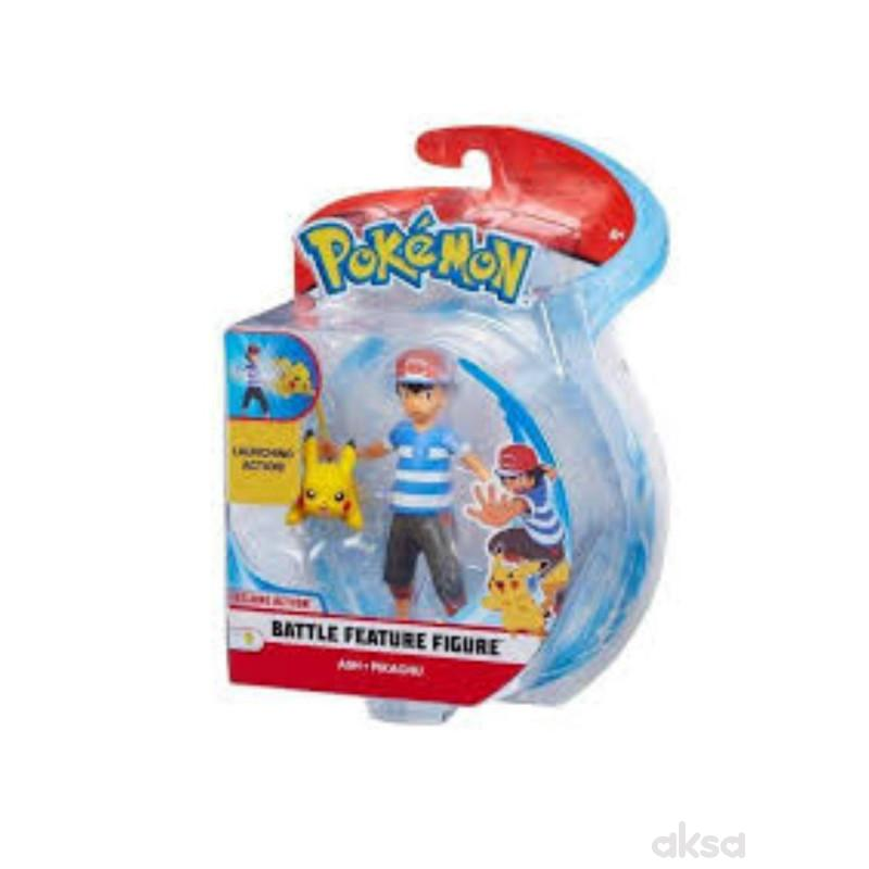 Pokemon borbena figura sort