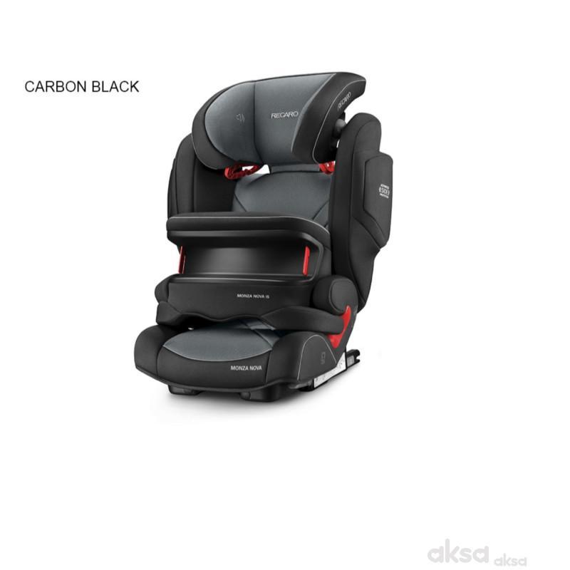 Recaro a-s Monza Nova IS 1/2/3 (9-36kg),black