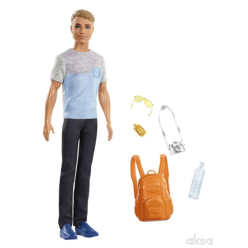 Barbie travel - ken u setu
