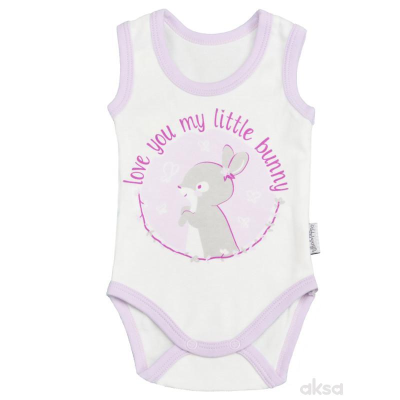 Lillo&Pippo bodi,devojčice,atlet