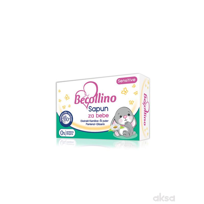 Becollino baby sapun sensitive 90g