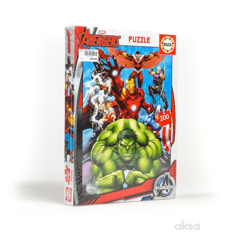 Educa slagalica Avengers