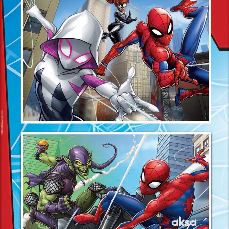 Educa slagalica Spider Man 2x48 delova