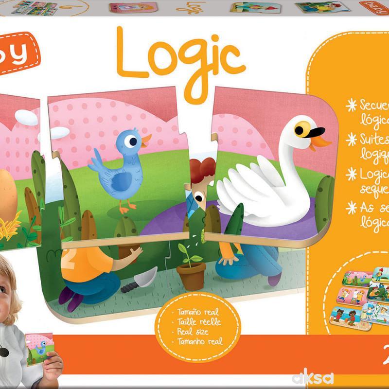 Educa bebi slagalica logika