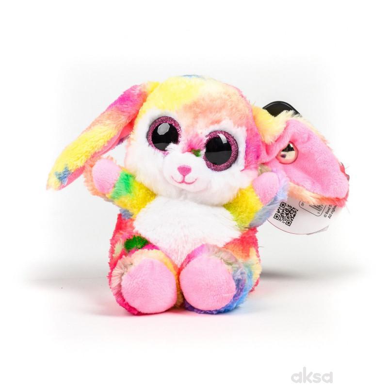 Keel Toys plišana igračka Animotsu zeka 15 cm