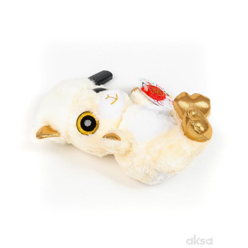 Keel Toys plišana igračka Animotsu lama 15 cm