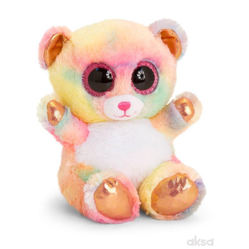Keel Toys plišana igračka Animotsu meda duga 15 cm