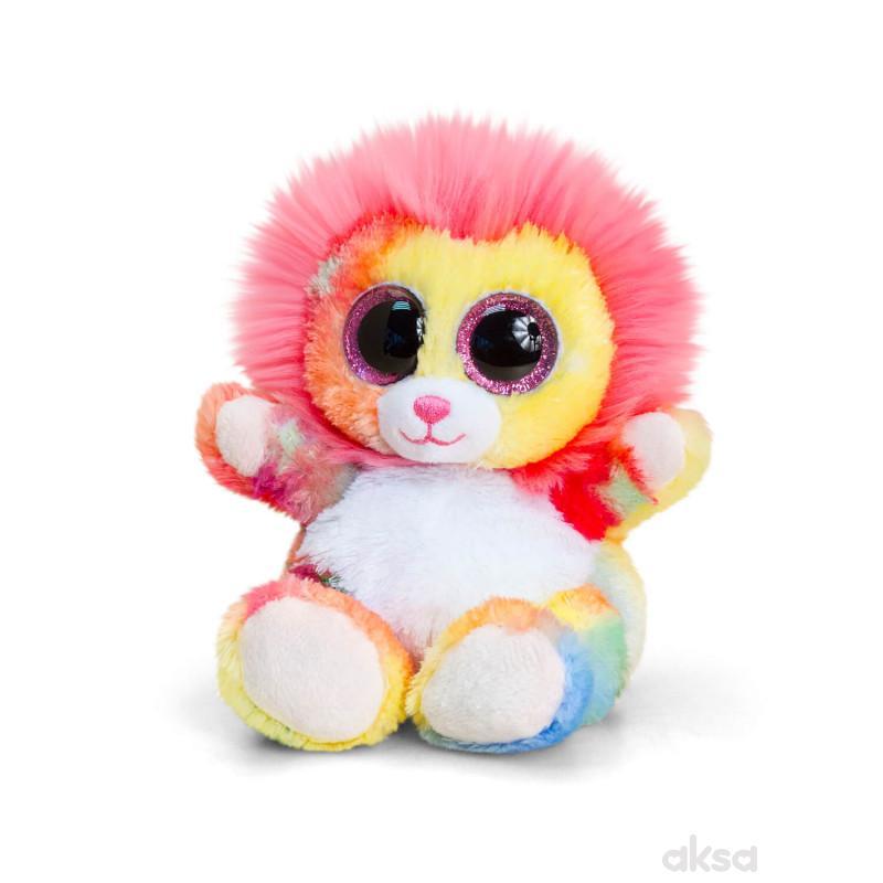 Keel Toys plišana igračka Animotsu lav duga 15 cm