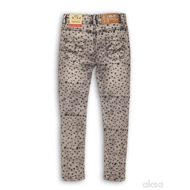 Dirkje teksas pantalone,devojčice