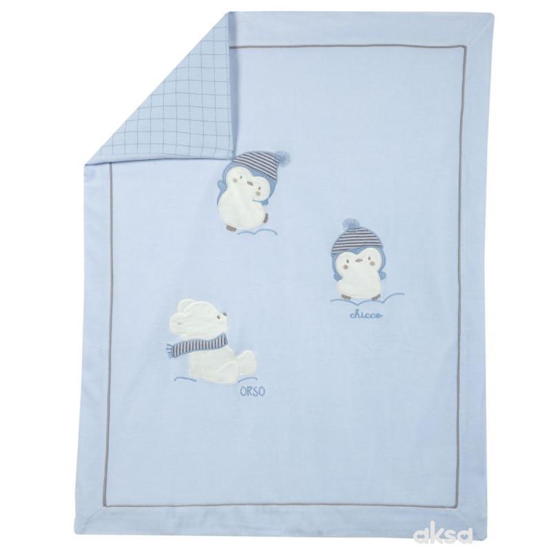 Chicco prekrivač,dečaci 99