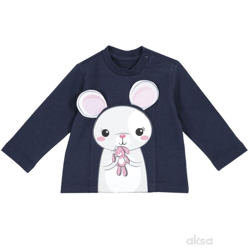 Chicco majica d.r.,devojčice