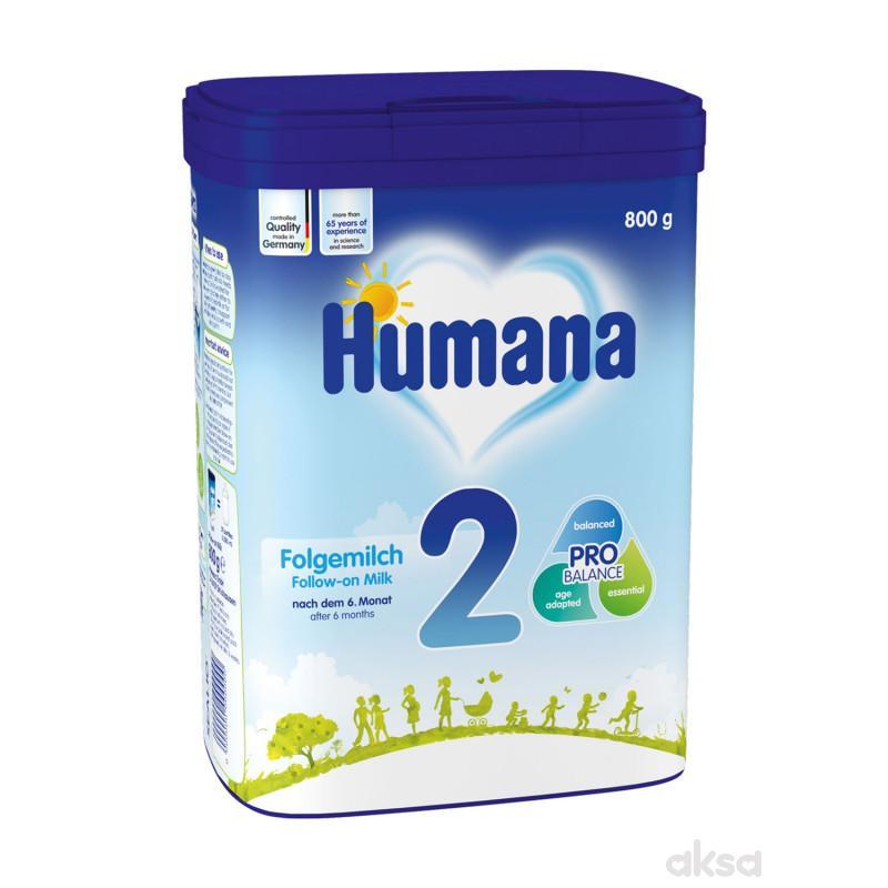 Humana 2 800g MP