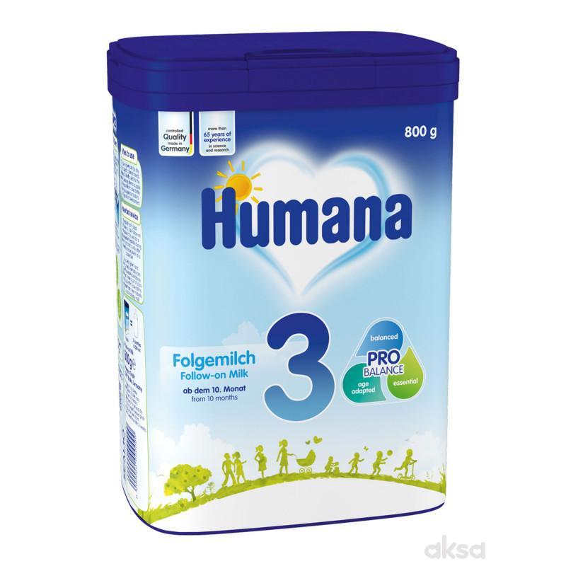Humana 3 800g MP