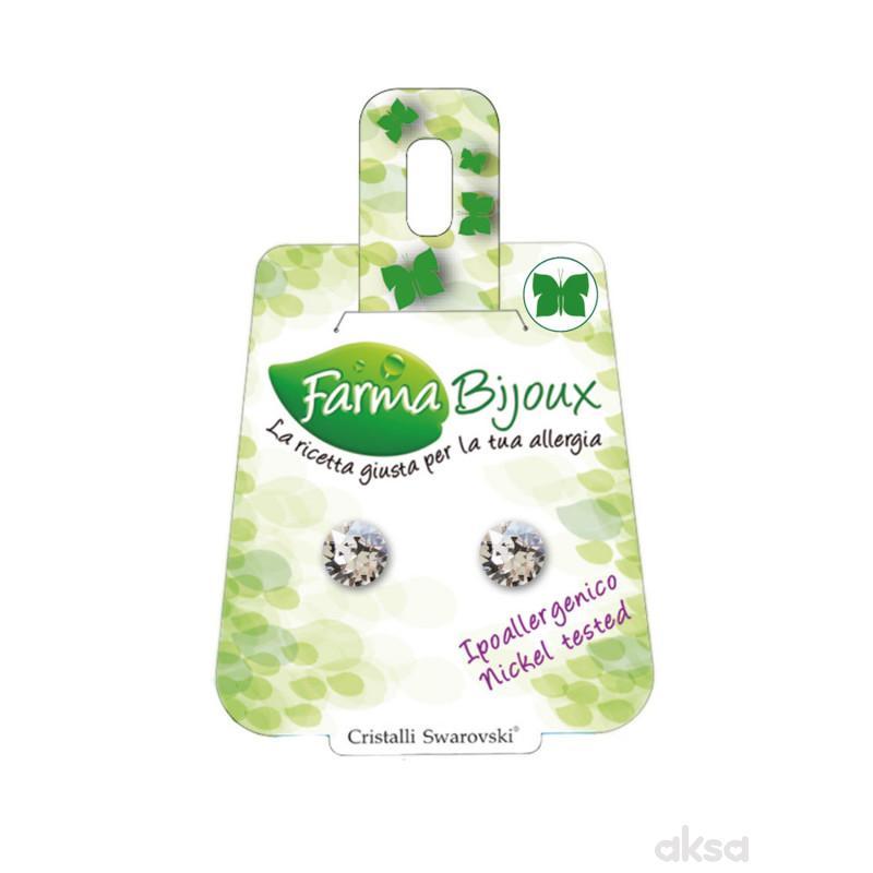 Farma bijoux minđuše BE 66C01 zelene