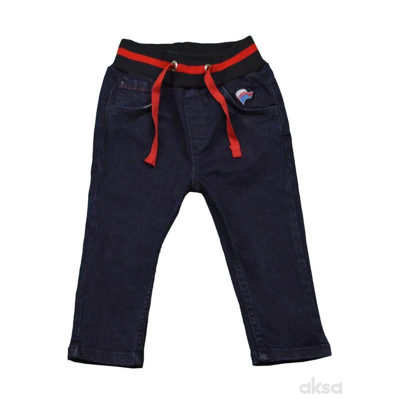 Lillo&Pippo teksas pantalone ,dečaci