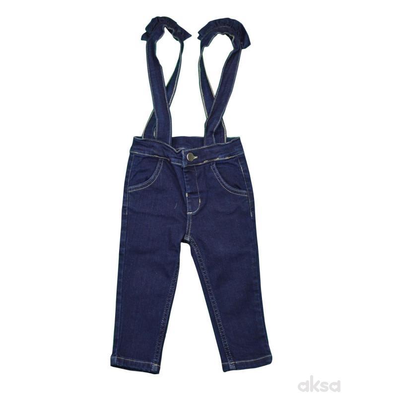 Lillo&Pippo pantalone na tregere ,devojčice