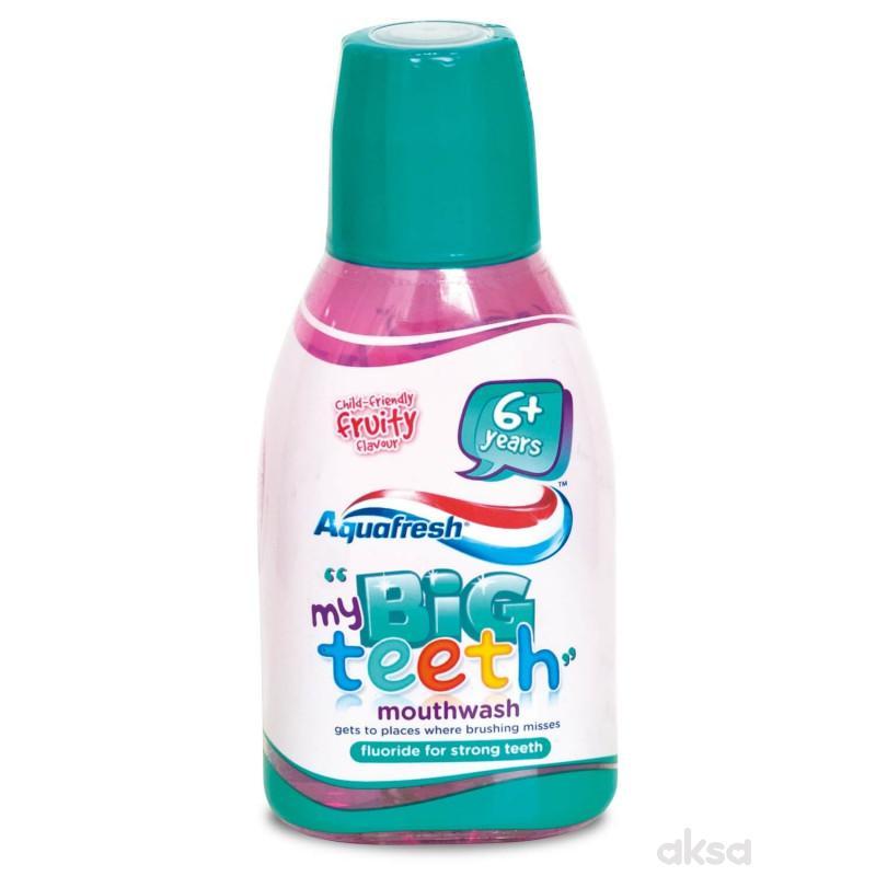 Aquafresh tečnost za ispiranje usta za dec6g+300ml