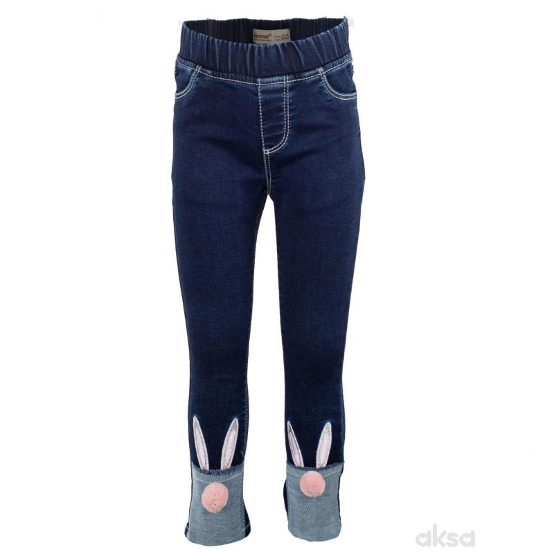SilverSun teksas pantalone,devojčice