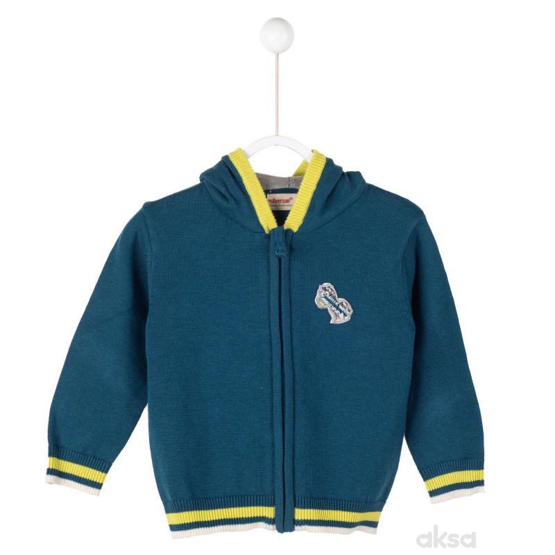 SilverSun džemper sa kapuljačom,dečaci