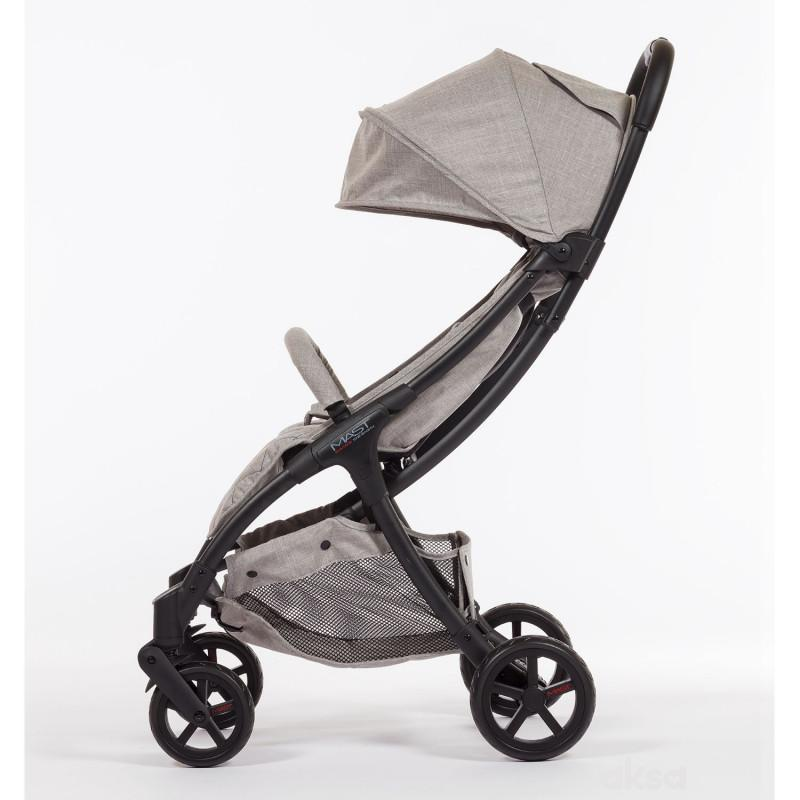 Mast kolica M2 Couture light grey