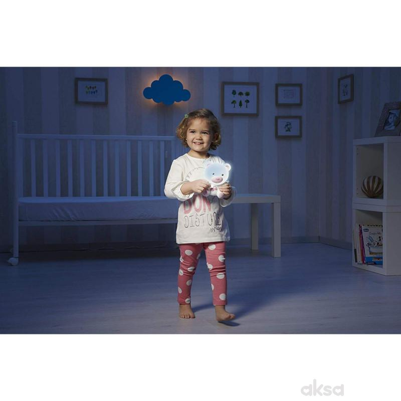 Chicco noćna lampa Dream light roze
